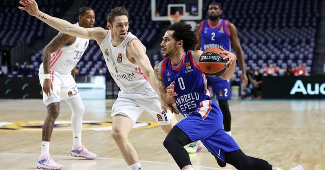 Sondakika: Anadolu Efes, THY Euroleague'de Final-Four'da