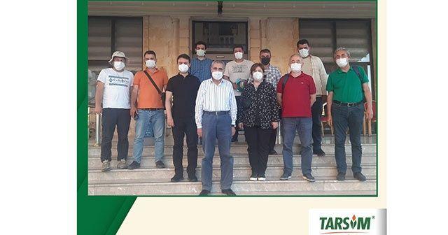 TARSİM'den Diyarbakır, Şırnak, Mardin, Şanlıurfa ve Adıyaman'a ziyaret