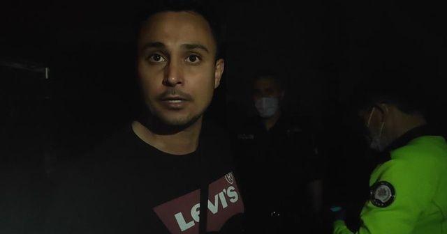 Türk polisi hadsiz boksöre haddini bildirdi