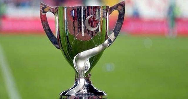 Türkiye Kupası Finali'ne 500 seyirci alınacak
