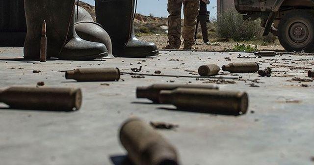 Yemen'in Taiz kentinde çatışma