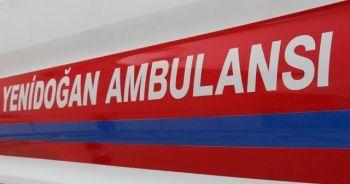 """""""Yenidoğan"""" ambulansı hizmet vermeye başladı"""