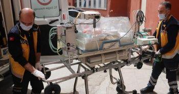 40 haftalık hamile kadın kurtarılamadı