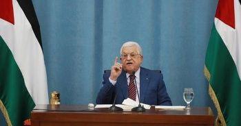 Abbas: Uluslararası mahkemelerde hesap soracağız