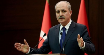 AK Parti Grup Başkanvekili Kurtulmuş: İsrail'in saldırısı korkaklığın göstergesidir