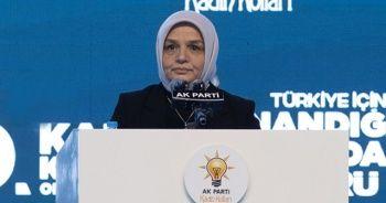 AK Parti Kadın Kolları Başkanlığından 1 Mayıs mesajı