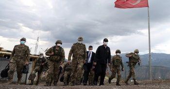Akar: Pençe-Şimşek ve Pençe-Yıldırım operasyonlarında 44 terörist öldürüldü