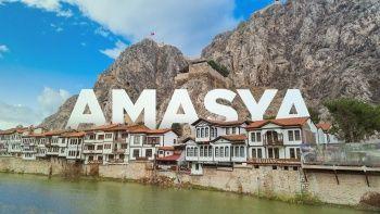 Amasya'da gezilecek yerler | Amasya gezi rehberi
