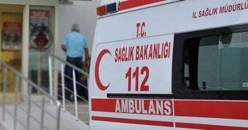 Amcasının oğlunun kazara vurduğu iddia edilen çocuk yaralandı