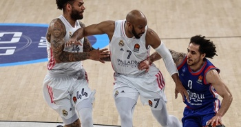 Anadolu Efes, play-off serisi son maçında Real Madrid'i konuk edecek