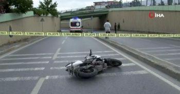 Avcılar'da motosiklet kazası: 2 kişi can verdi