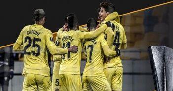Avrupa Ligi'nde şampiyon Villarreal oldu