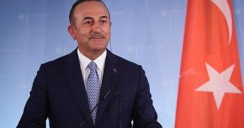 Mevlüt Çavuşoğlu'ndan Kovid-19 aşısı için iş birliği çağrısı