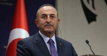 Bakan Çavuşoğlu: İsrail'in cezasızlığına son vermeliyiz