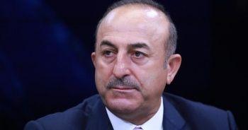 Bakan Çavuşoğlu'ndan Filistin diplomasisi...