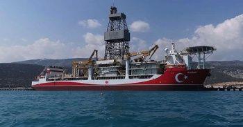 Bakan Dönmez: Kanuni ilk görevi için Karadeniz'e açıldı