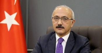 Bakan Elvan: Salgınla mücadelede 113,78 milyar lira harcadık