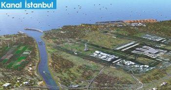 Bakan Karaismailoğlu'ndan ilk kez Kanal İstanbul'un birebir ölçekli resmi