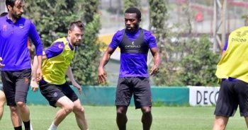 Başakşehir'de Sivasspor sınavı hazırlığı