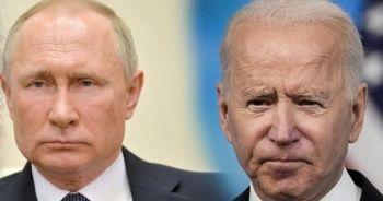 Biden ve Putin'in görüşeceği tarih belli oldu