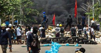 BM'den Myanmar için iç savaş uyarısı