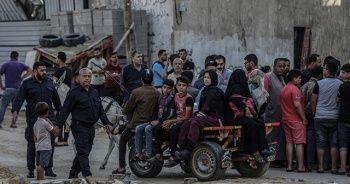 BM duyurdu: İsrail 75 bin Filistinliyi yerinden etti