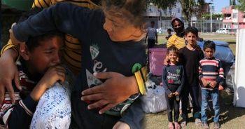 Kirasını ödeyemeyen 4 çocuklu kadını sokağa attı