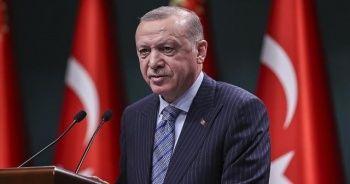 Erdoğan'dan 19 Mayıs mesajı