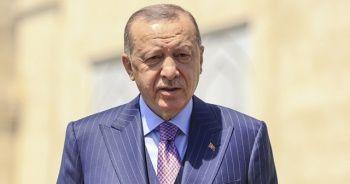 Cumhurbaşkanı Erdoğan'dan aşıda patent paylaşımına destek