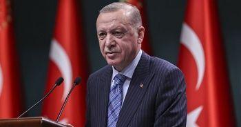 Cumhurbaşkanı Erdoğan'dan Kudüs'e üçlü yönetim teklifi