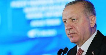 Cumhurbaşkanı Erdoğan: Dördüncü yargı reform paketini meclise sunacağız