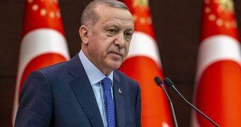 Cumhurbaşkanı Erdoğan, Malezya eski Başbakanı ile görüştü