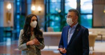 Cumhurbaşkanı Yardımcısı Oktay: MHP'nin önerileri tartışılabilir