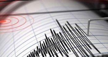 Denizli'de peş peşe deprem