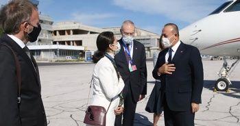Dışişleri Bakanı Çavuşoğlu, Bosna Hersek'te