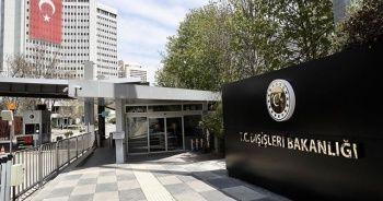 Dışişleri'nden ABD'ye tepki: Erdoğan'a yönelik ithamları reddediyoruz