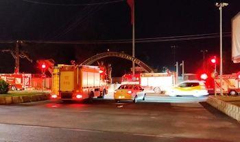 Diyarbakır'da askeri tesise saldırı girişimi