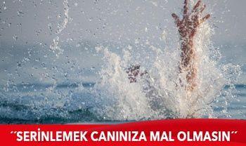 DSİ'den su yapılarında boğulma uyarısı