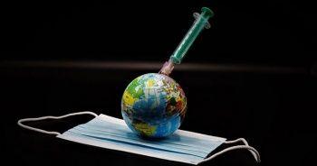Dünyada 1,28 milyardan fazla doz Kovid-19 aşısı yapıldı