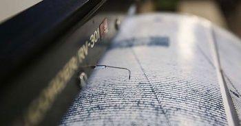 Erzincan'da 4.2 büyüklüğünde deprem