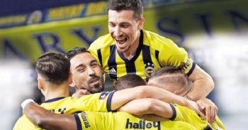 Fenerbahçe'den zirveye sıkı takip
