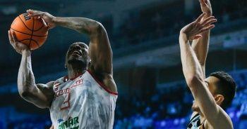 FIBA Şampiyonlar Ligi finalinde kaybetti