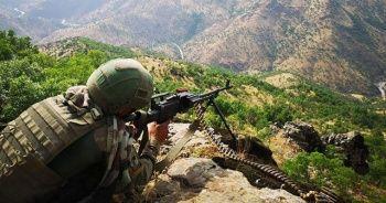 Fırat Kalkanı'nda 10 terörist öldürüldü