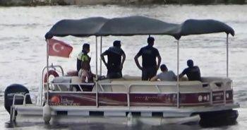 Fırat Nehri'ne atladığı iddia edilen genç 8 gündür bulunamıyor