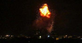 İsrail'den Gazze'ye saldırı: 24 şehit, 103 yaralı