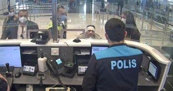 Hasta numarası çeken kaçağa polisten son dakika şoku!