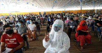 Hindistan'da koronavirüs vaka sayısında son durum