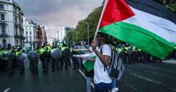 İngiliz milletvekili İsrail karşıtı göstericilere hakaret etti