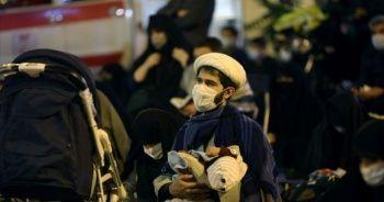 İran'da bir günde 344 kişi Kovid-19'dan öldü