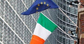 İrlanda, Filistin topraklarının işgaline